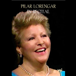 PILAR LORENGAR IN RECITAL